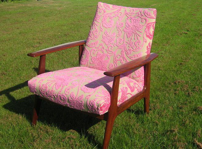 Herstofferen klassieke fauteuils - Traditionele fauteuil ...